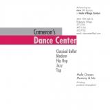 <h5>Dance Center Ad 2</h5>