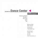 <h5>Dance Center Ad 1</h5>
