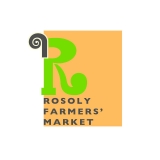 <h5>Rosoly Farmers' Market. Colored logo</h5>