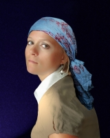 <h5>Girl with a Pearl Earring, 2010</h5>