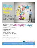 <h5>Capstone Flyer, side 1</h5>